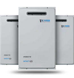 VecPower | Gas water heating systems