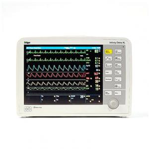 Drager Infinity Delta XL Patient Monitor