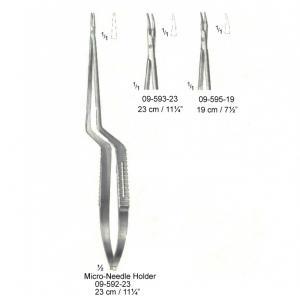 Micro-Needle Holder, (23 cm)