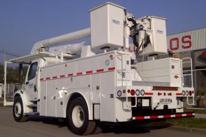 Service Truck - CSJ - Conversiones San Jose - TMG - Technology Motor Group