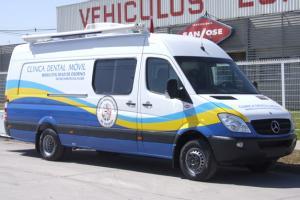 Dental Clinic Sprinter - CSJ - Conversiones San Jose - TMG - Technology Motor Group