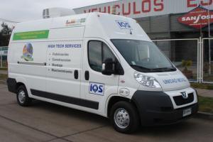 Mobile Laboratory Peugeot - CSJ - Conversiones San Jose - TMG - Technology Motor Group