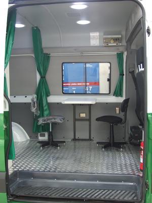 Roving SPRINTER 315 - CSJ - Conversiones San Jose - TMG - Technology Motor Group