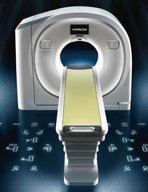 SCENARIA View : Healthcare : Hitachi