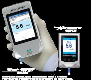 Hospital Connectivity Glucose/Ketone Monitoring System Nova Biomedical : World Leader in Biosensor Technology