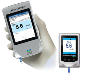 Hospital Connectivity Glucose/Ketone Monitoring System Nova Biomedical : World Leader in Biosensor Technology