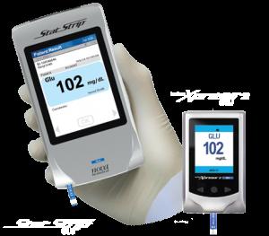 StatStrip Xpress 2 GLU Nova Biomedical : World Leader in Biosensor Technology
