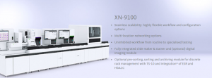 XN-9100 – Tailoring haematology to your needs