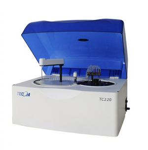 C220 Code: Auto chemistry analyzer - Tecom Science Corporation