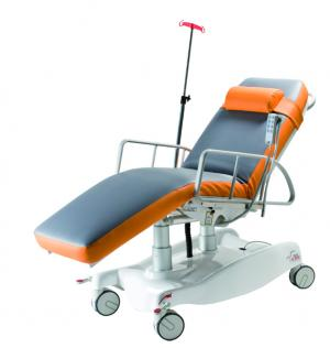 Ambulatory care chair - 2400 Polyvalent Packot-line armchair