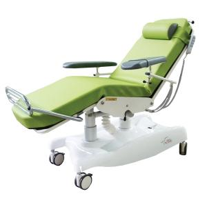Care and procedure chair