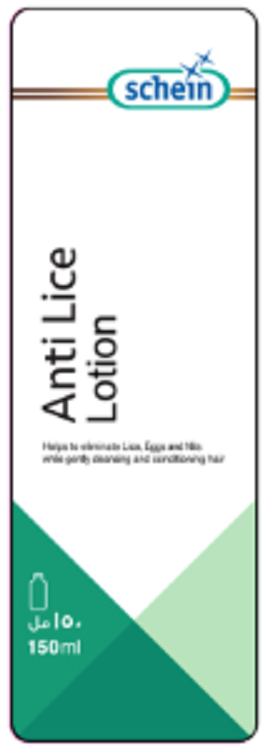 ANTI-LICE LOTION