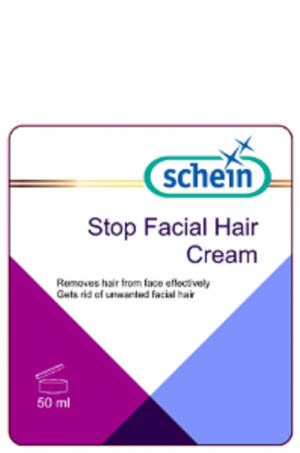 STOP FACIAL HAIR CREAM