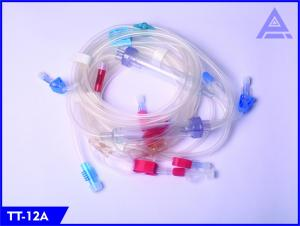 Hemodialysis Blood Tubing Set manufacturer in India