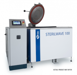Hazard waste disposal - Biomedical waste disposal - Sterilwave 100