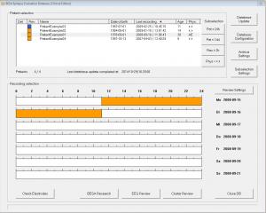 Intuitive Patient database