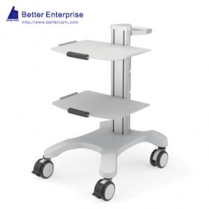 Mobile Equipment Cart Mini with 2 Shelves, Mobile Equipment Cart Mini with 2 Shelves Manufacturer | BETTER