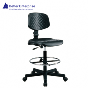 Hygienic Laboratory Chair with Footrest Ring, Hygienic Laboratory Chair with Footrest Ring Manufacturer | BETTER