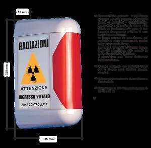 X-Ray warning indicator - WEIKO