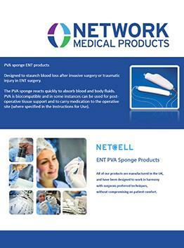 Nasal Dressing - Bio Imtech