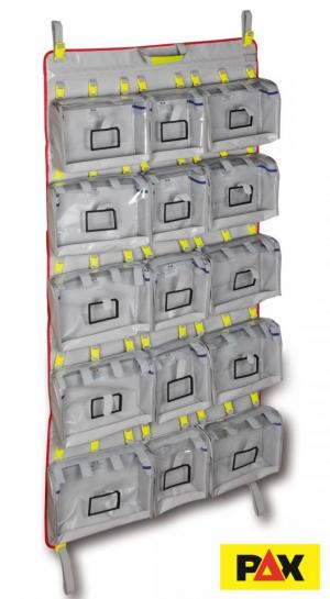 PAX POM First aid emergency supply panel L