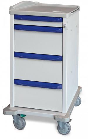 Model M2 - Punch Card Medication Cart | Capsa Healthcare