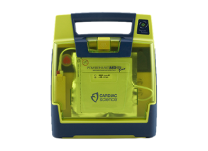 Portable AED Defibrillator, Powerheart AED G3 Pro, Cardiac Science