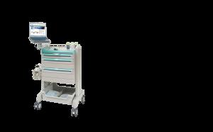 U-Aid series:E-Clinical Cart - Chang Gung Medical Technology Co., Ltd.