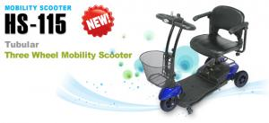 Mobility Scooters - C.T.M.