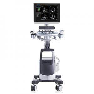 QBit 9, trolley color doppler, women´s healthcare, cardiology performance