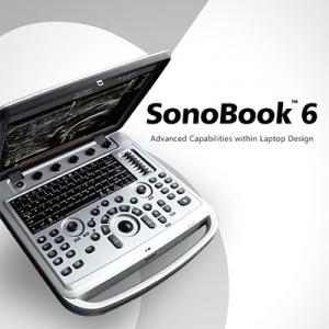SonoBook 6| Laptop ultrasound machine | Medical Ultrasound manufacturer | Portable Sonography machine