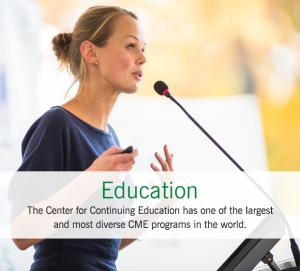 Education - Resources for Medical Professionals | Cleveland Clinic
