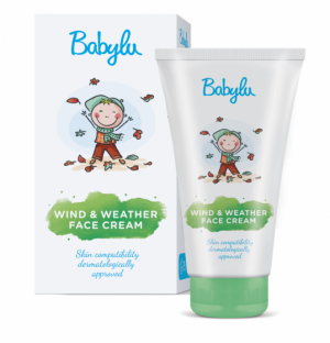 Babylu Care Wind Weather Face Cream
