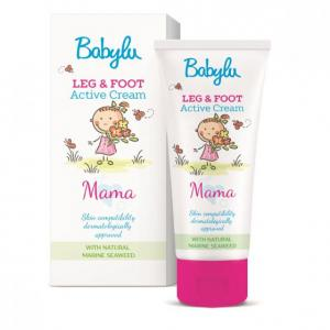 Babylu MAMA LEG & FOOT ACTIVE CREAM