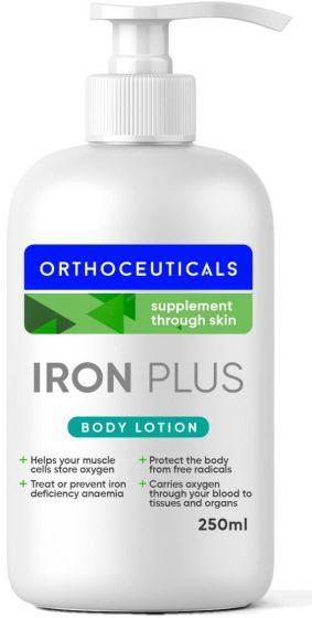 Iron plus Bodylotion