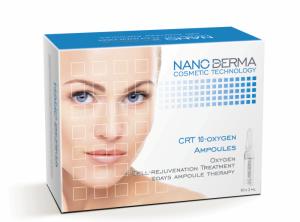 Nanoderma CRT 10 Oxygen Ampoules