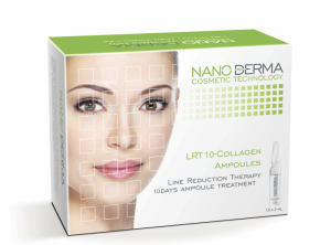 NanoDerma® LRT10 Collagen Ampoules
