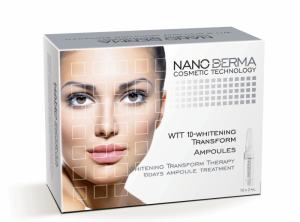 NanoDerma® WTT10-WHITENING TRANSFORM TREATMENT AMPOULES