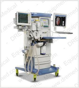 Refurbished - Used Drager Fabius GS Anesthesia Machine