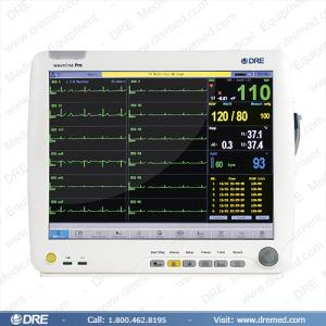 DRE Waveline Pro Touch-Screen Anesthesia Monitor