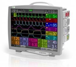 FX 3000MD modular patient monitor - EMTEL - kardiomonitory, defibrylatory, profesjonalny serwis producenta