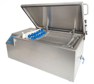 FamoSonic Flush ultrasonic cleaner for MIS instruments - FAMOS