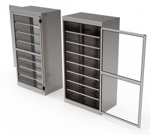 Pass-through cabinet - FAMOS