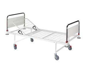 Hospital Furniture : BED WITH BACKREST
