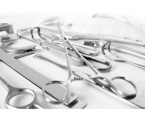 Surgical Instruments : Abdominal retractor set