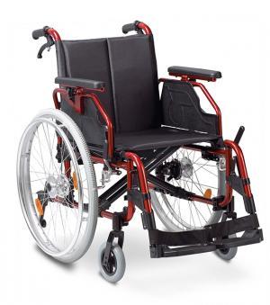 FS251LHPQ  Aluminum Wheelchair