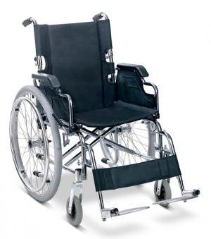 FS908AQ Steel Wheelchair
