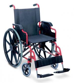 FS909B Steel Wheelchair