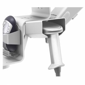 Barcode Scanner Mount for FLP-0004-89 Ergo Bracket | GCX Medical Mounting Solutions