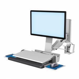 Barcode Scanner Holster Mount for L Bracket | GCX Medical Mounting Solutions